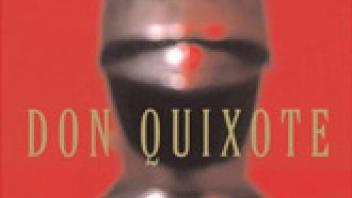 Cover of the novel Don Quixote